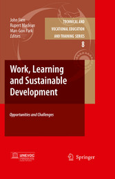 Work, Learning and Sustainable Development Opportunities and Challenges