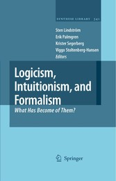 Logicism, Intuitionism, and Formalism What Has Become of Them?