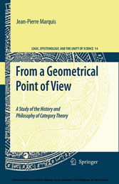 From a Geometrical Point of View A Study of the History and Philosophy of Category Theory