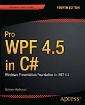 Pro WPF in C# 2010 - Shop | Deutscher Apotheker Verlag