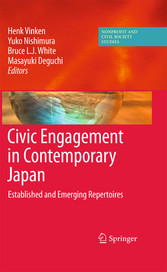 Civic Engagement in Contemporary Japan Established and Emerging Repertoires