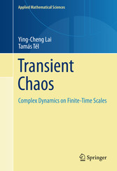 Transient Chaos Complex Dynamics on Finite Time Scales