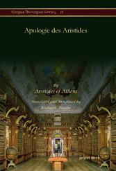 Apologie des Aristides