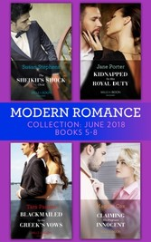 Modern Romance June 2017 Books 5 - 8: Her Sinful Secret / The Drakon