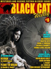 Black Cat Weekly #5 Mystery and Science Fiction Novels and Short Stories