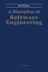 A Discipline of Software Engineering - Discipline of Software Engineering