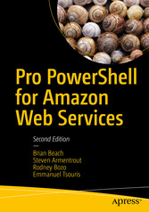 Pro PowerShell for Amazon Web Services