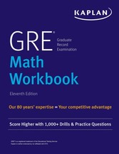 GRE Math Workbook & Practice Questions