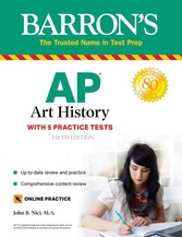 AP Art History With 5 Practice Tests