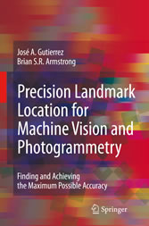 Precision Landmark Location for Machine Vision and Photogrammetry Finding and Achieving the Maximum Possible Accuracy
