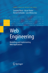 Web Engineering: Modelling and Implementing Web Applications Modelling and Implementing Web Applications