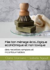 Fée ton ménage écoLOgique écoNOmique et non toxique des recettes simples et incontournables