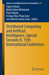 Distributed Computing and Artificial Intelligence, Special Sessions II, 15th International Conference