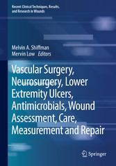 Vascular Surgery, Neurosurgery, Lower Extremity Ulcers, Antimicrobials, Wound Assessment, Care, Measurement and Repair