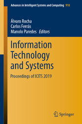 Information Technology and Systems Proceedings of ICITS 2019