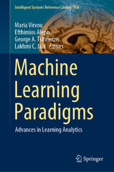 Machine Learning Paradigms Advances in Learning Analytics