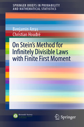On Stein's Method for Infinitely Divisible Laws with Finite First Moment