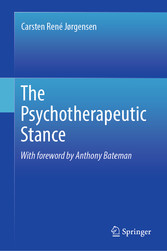 The Psychotherapeutic Stance