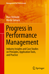 Progress in Performance Management Industry Insights and Case Studies on Principles, Application Tools, and Practice