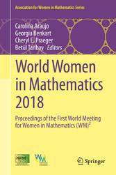 World Women in Mathematics 2018 Proceedings of the First World Meeting for Women in Mathematics (WM)²