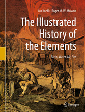 The Illustrated History of the Elements Earth, Water, Air, Fire