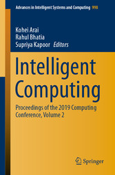 Intelligent Computing Proceedings of the 2019 Computing Conference, Volume 2
