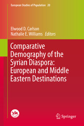 Comparative Demography of the Syrian Diaspora: European and Middle Eastern Destinations