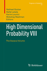 High Dimensional Probability VIII The Oaxaca Volume