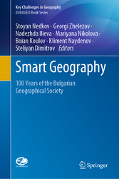 Smart Geography 100 Years of the Bulgarian Geographical Society