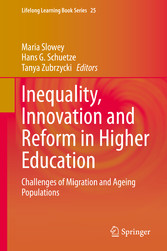 Inequality, Innovation and Reform in Higher Education Challenges of Migration and Ageing Populations