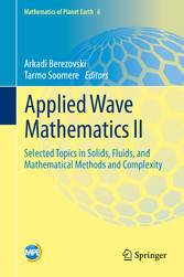 Applied Wave Mathematics II Selected Topics in Solids, Fluids, and Mathematical Methods and Complexity