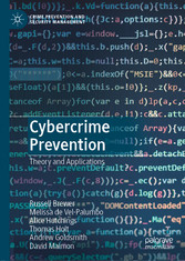 Cybercrime Prevention Theory and Applications