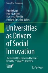 Universities as Drivers of Social Innovation Theoretical Overview and Lessons from the 'campUS' Research