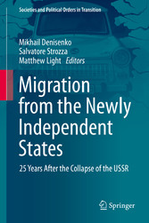 Migration from the Newly Independent States 25 Years After the Collapse of the USSR