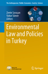 Environmental Law and Policies in Turkey
