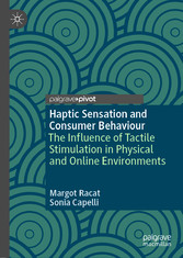 Haptic Sensation and Consumer Behaviour The Influence of Tactile Stimulation in Physical and Online Environments