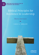 Biblical Principles for Resilience in Leadership Theory and Cases