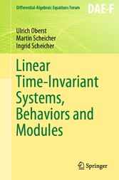 Linear Time-Invariant Systems, Behaviors and Modules