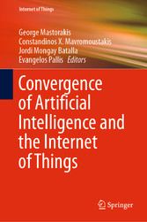 Convergence of Artificial Intelligence and the Internet of Things