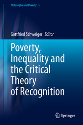 Poverty, Inequality and the Critical Theory of Recognition