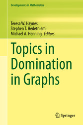Topics in Domination in Graphs