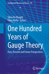 One Hundred Years of Gauge Theory Past, Present and Future Perspectives