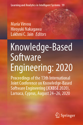 Knowledge-Based Software Engineering: 2020 Proceedings of the 13th International Joint Conference on Knowledge-Based Software Engineering (JCKBSE 2020), Larnaca, Cyprus, August 24-26, 2020