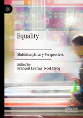 Equality Multidisciplinary Perspectives