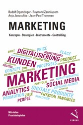 Marketing: Konzepte, Strategien, Instrumente, Controlling Konzepte, Strategien, Instrumente, Controlling