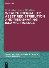 Wealth Inequality, Asset Redistribution and Risk-Sharing Islamic Finance