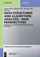 Volume 1: Data structures based on linear relations
