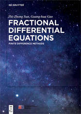 Fractional Differential Equations Finite Difference Methods