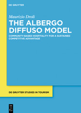 The Albergo Diffuso Model Community-based hospitality for a sustained competitive advantage