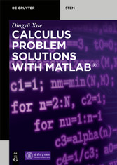 Calculus Problem Solutions with MATLAB®